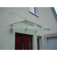Wholesale Stainless Steel Glass Canopy from china suppliers