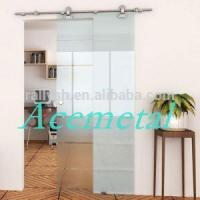 Buy cheap Stainless Steel Sliding Barn Door Hardware For Glass Doors from wholesalers