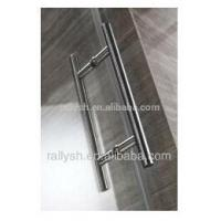 Wholesale BACK-TO-BACK GLASS DOOR HANDLE from china suppliers