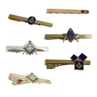 Wholesale Masonic Tie Clips Freemason Tie Bar Masonic Symbol Tie Pin from china suppliers