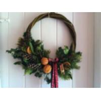 Wholesale Art & Craft Days - Christmas Wreaths & Swags  Willow - Essex from china suppliers