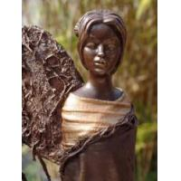 Wholesale Powertex Fabric Figure/Angel Sculpture - Warwickshire from china suppliers