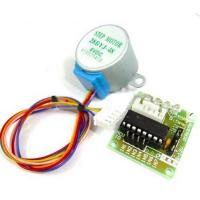 Wholesale 5Pcs DC 5V 4 Phase 5 Wire Stepper Motor With ULN2003 Driver Board from china suppliers