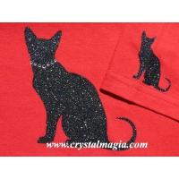 Wholesale CMFG-1028funny iron on glitter patch from china suppliers