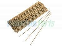 Wholesale BBQ Barbecue Bamboo Skewers 100 Pack from china suppliers