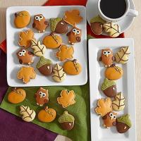 Buy cheap Gourmet Gifts & Sweets Autumn Mini Cookies - 30 piece from wholesalers