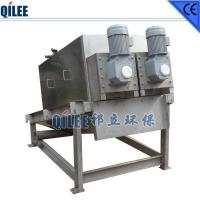 Wholesale Slurry Dehydrator Satcked Waste Water Dewatering Filter Press from china suppliers