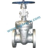 Wholesale API Stainless steel high pressure Bolt bonnet flange gate valve from china suppliers