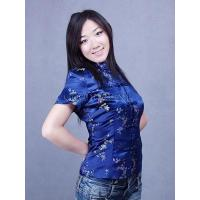 Buy cheap Classy Plum Blossom Blouse from Wholesalers