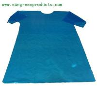 Buy cheap SG-PEG-001 Disposable PE isolation gown from Wholesalers