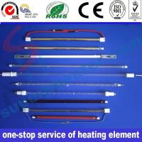 Wholesale High Temperature Quartz Radiant Heating Tubereplacement Tubes Heating Element from china suppliers