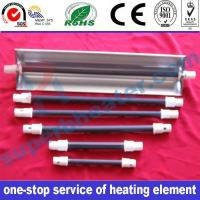 High Temperature Ceramic Infrared Rod Heaters ELSTEIN -WERK Quality Heaters