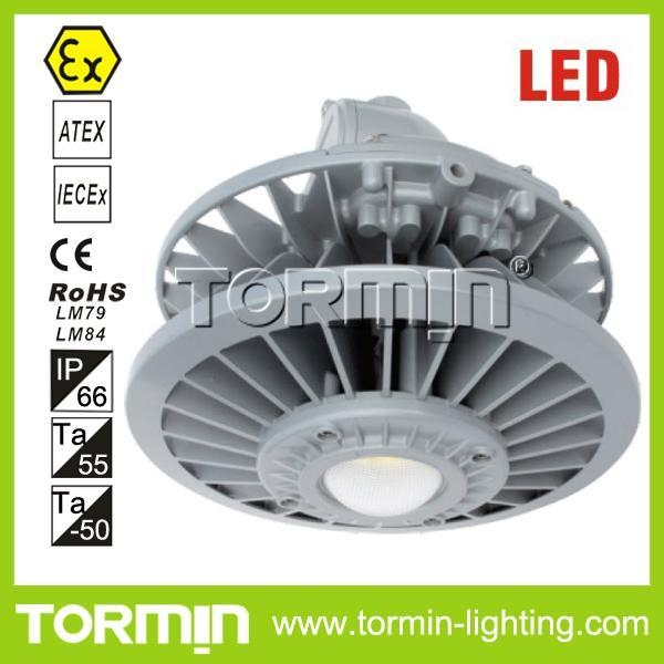 IP66 Gas Station LED 200W Explosion Proof High Bay Lamp