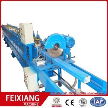 Quality Rain gutter downspout pipe roll forming machine for sale