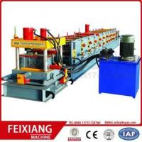 Buy cheap Automatic Light Gauge Steel Section Purlin Making Machine from wholesalers