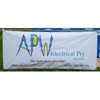 China Hanging banner custom fabric banner polyester fabric banners on sale