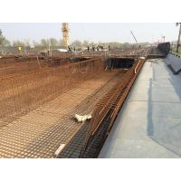 Special shape with arc PVC formwork