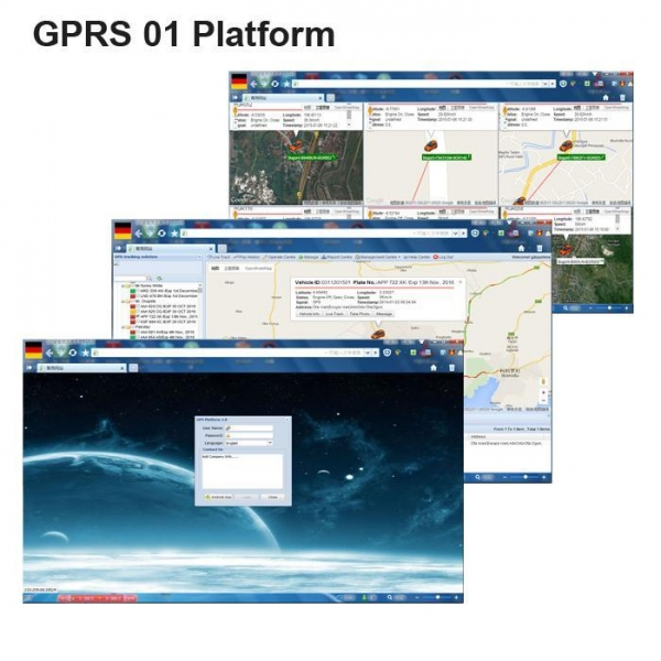 online tracking software