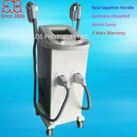 China Multifunction SHR IPL Hair Removal Machine on sale