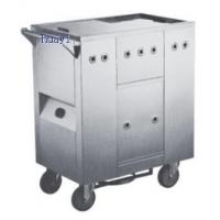 Buy cheap (Gas-fired)Stainless Steel Vermicelli Roll Cart from Wholesalers