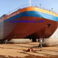 Wholesale Top Quality Natural Rubber Inflatable Marine Airbag from china suppliers