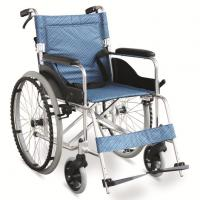Buy cheap #JL838LAJ  29 lbs. Ultralight Wheelchair With Hand Brakes & Dual Cross Brace from Wholesalers