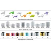 Wholesale Plastic Hand Lotion Pump With Aluminum Cover 24/410 from china suppliers