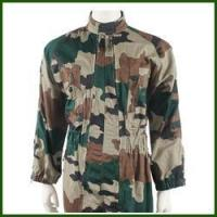 Camouflage Military Coverall