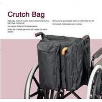 Buy cheap Rehabilitation Therapy Supplies new design Backpack Crutch Water Proof Wheelchair bag from Wholesalers