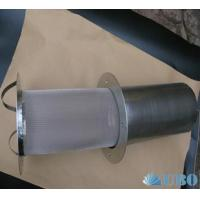 Buy cheap Folding Chemical Filter element from wholesalers