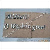 Wholesale Steel Letter & Name Plate from china suppliers