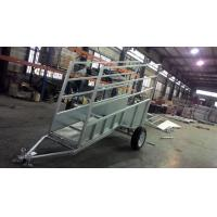 China Cattle Handling Sheep Cattle Loading Ramp on sale