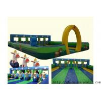 Buy cheap sports game inflatable horse racing from Wholesalers
