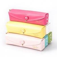Wholesale Sweety Faux Leather pencil holder from china suppliers
