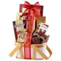 Wholesale chocolate&cartoon gift Gourmet Chocolate Gift Basket.No.26 delivery gift to australia s from china suppliers