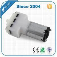 Wholesale Top seller Food grade DC 3 volt low pressure mini air pump for blood pressure air pump from china suppliers