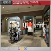 Wholesale 2015 Retail Store Wooden Ladies Garments Display from china suppliers