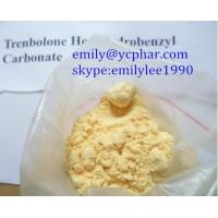Wholesale Legal Raw Trenbolone Hexahydrobenzyl Carbonate / Parabolan to Strong bodies CAS No. 23454-33-3 from china suppliers