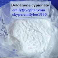 Wholesale Nature steroids Powder Boldenone Cypionate to build muscle CAS 106505-90-2 from china suppliers