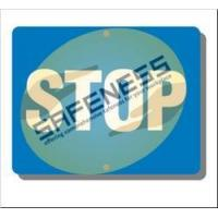 Stop Rail Sign