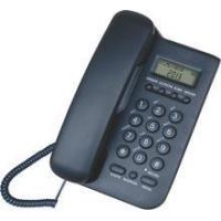 China Stock Caller ID Corded Phone, Land line Phone on sale