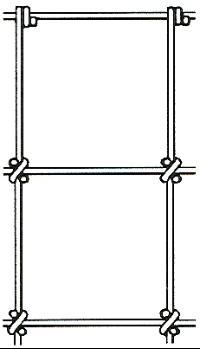 China Galvanized Before Weave Sheep & Goat Fence, 10/12.5 gauge - GBW