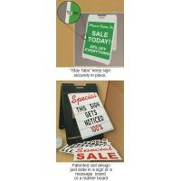 Wholesale Sandwich Board Sign Stands SimpoSign II Sandwich Board Sign Stand from china suppliers