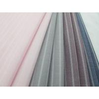 Wholesale 100% Cotton Yarn Dyed Stripe Shirt Fabric from china suppliers