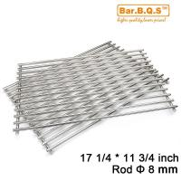 Wholesale Cooking Grates for Weber 7527, Spirit Genesis Grills Meshes (20 x 14 x 2'' ) from china suppliers
