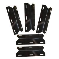 Wholesale Costco Kirkland Gas Grill Heat Plate Porcelain Steel Heat Shield 91231 5Pk from china suppliers