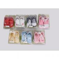 Wholesale Baby Toddler Soft Bottom Shoes from china suppliers