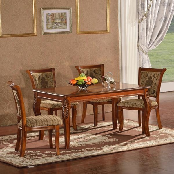 Banquet cheap solid rubber wood long dining table suits of for Cheap long table