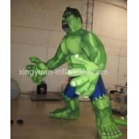 Wholesale Giant Model Inflatable Hulk For Advertising from china suppliers