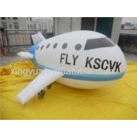 Wholesale Hot Selling Giant Inflatable Plane For Advertising from china suppliers